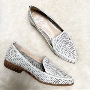 Vince Camuto | Kade Perforated Loafers